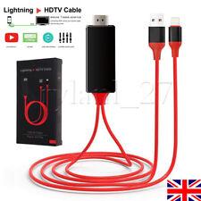 Lightning A Hdmi Cable Adaptador AV TV digital para Apple iPad iPhone 11 X 8 6 Plus