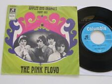 "PINK FLOYD apples and oranges RARE GERMAN - 7"" VINILE: MINT (-)/COVER: very GOOD"