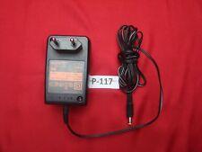 Original Netzteil Sony AC-905 Output: 9V-600mA P-117