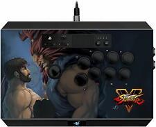 Razer Panthera Arcade Stick Street Fighter V - Fully Mod-Capable Sanwa Parts