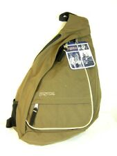 Jansport Crossshoulder Sling Bag: Boardwalk Sling (Shiitake Brown)