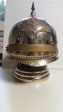 PICKELHAUBE BAR HELMET ELMETTO STAHLHELM WW1 1GM VINTAGE SOFFITTA