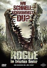 ROGUE Im falschen Revier - Krokodil Tierhorror Sam Worthington DVD