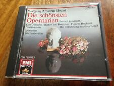 Mozart Favourite Operatic Arias EMI DRM CDM 7 69086 2 Don Giovanni