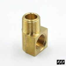 "1/8"" Street 90 Degree Elbow Male Female NPT Air Fuel Water BRASS"