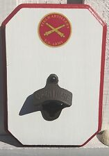 Custom Made Field Artillery Wall Mounted Bottle Opener Collectable US Army
