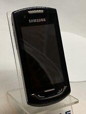 Samsung Monte S5620 - Dark black (Unlocked) Smartphone