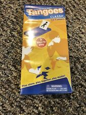 Tangoes Classic Tangram Travel Game 100 Challenges Ages 7 - Adult New Sealed