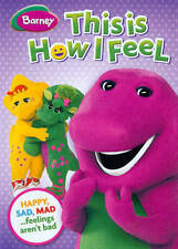 Barney~This Is How I Feel (Region1 DVD,2014) L/N~Comb(39c)Ship~Buy3Get1Free~RARE