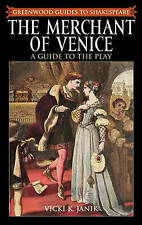 The Merchant of Venice: A Guide to the Play (Greenwood Guides to Shakespeare), V