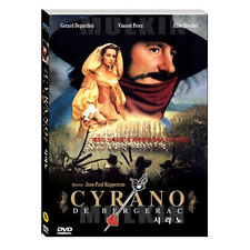 Cyrano de Bergerac (1990) New Sealed DVD - Gerard Depardieu