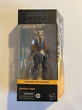 Star Wars Black Series AHSOKA TANO Clone Wars Walmart Exclusive NEW IN HAND READ