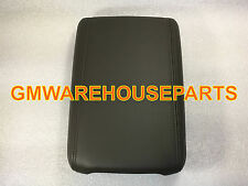 2008-2012 BUICK ENCLAVE BROWN COCOA CENTER CONSOLE ARMREST NEW GM 22844187