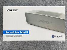 Bose SoundLink Mini II 2 Bluetooth Lautsprecher Silber Pearl   NEU&OVP Händler ✅