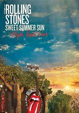 THE ROLLING STONES - SWEET SUMMER SUN-HYDE PARK LIVE 2 CD + DVD NEU