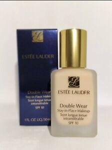 ESTEE LAUDER Double Wear Stay-in Place Makeup (1N1 Ivory Nude) SPF10 30ML - BNIB
