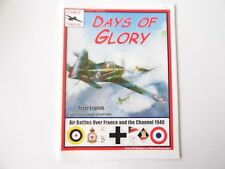 DAYS OF GLORY - CHECK YOUR 6  - WAR GAMES RULES - NEW