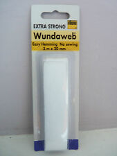 Vilene 3m x 20mm Extra-Strong Wundaweb