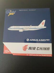 Air China Airbus A320neo B-8891 Gemini Jets GJCCA1752 Scale 1:400