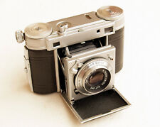 *c1956* ● Certo SUPER DOLLINA II  RANGEFINDER ● Vebur Tessar f2.8 folding (case)