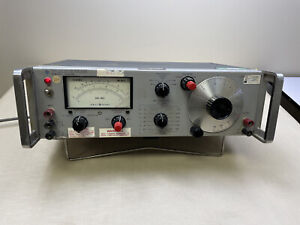 Estate Found Vintage HP 331A Distortion Analyzer 802-01053 AS-IS Parts/Repair