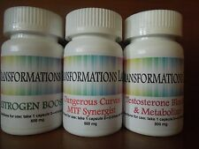 Transgender Transexual Pansexual SRS ~ Feminizer Pill M2F MTF - TRANSITION KIT!!