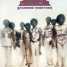 Midnight Star ‎– Standing Together   New cd  Canada import.