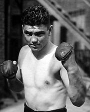 Heavyweight Champion JACK DEMPSEY Glossy 8x10 Boxing Photo Boxer Portrait Poster