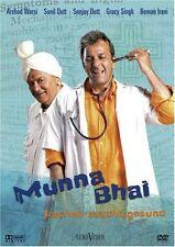 Munna Bhai - Lachen macht gesund ( Bollywood ) Sunjay Dutt, Gracy Singh NEU OVP