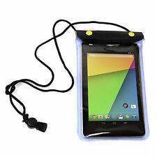 WATERPROOF CASE COVER FOR ASUS GOOGLE NEXUS 7 2nd Gen. TABLET 2013, 2, 7-Inch