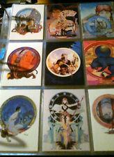 MICHAEL KALUTA 90 Trading Cards (1994)