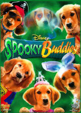 Spooky Buddies (DVD) *NEW* FAST FREE SHIPPING!!!