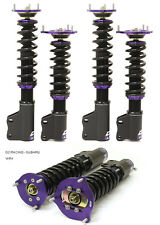 D2 RACING STREET COILOVER SUSPENSION KIT BMW E46 4 CYLINDER 1998-2004 Z0421
