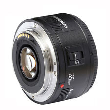 YONGNUO YN35mm F2 35mm F/2.0 Wide Angle Fixed Auto Focus Lens for Canon EF EOS
