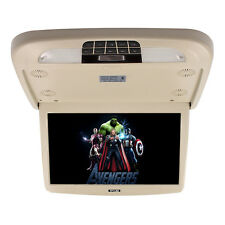 """13.3"""" Flip Down TFT LCD Monitor with MP5 Player/Car Roof Mount Monitor"""