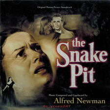 The Snake Pit/the three faces of Eve [1948/2010] | Alfred Newman | CD NEUF