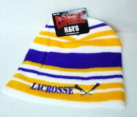 ProMarx USA Beanie Knit Hat Cap Ski Men Women LaCrosse Winter Size S/M