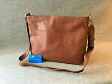 "Leather Laptop Bag DISCOUNTED E13 Buffalo 13"" MacBook YKK Zip Billy Goat Designs"