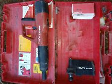 Hilti Dx A41 Powder Actuated Gun With Box And No Missing Parts