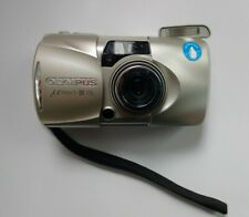 OLYMPUS MJU III 150 ALL WEATHER COMPACT CAMERA EXCELLENT WORKING