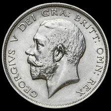1915 George V Silver Half Crown – G/EF #3