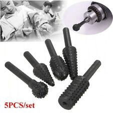 """5Pcs 1/4'"""" DIY Drill Bit Set Carpentry Cutting Tool For Woodworking Wood Carving"""
