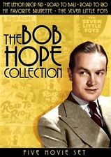 THE BOB HOPE COLLECTION New DVD 5 Films Road to Rio Bali Seven Little Foys