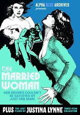 THE MARRIED WOMAN PLUS THE LOST FILMS OF JUSTINA LYNNE--THREE FILM COLLECTION