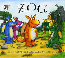 Julia Donaldson Story Book -  ZOG - Paperback -  NEW - S