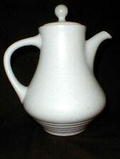 Noritake Folkstone #8507 TINA Teapot/Coffee Pot w Lid