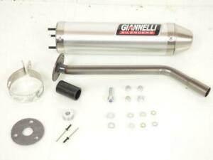 Exhaust Mufflers GIANNELLI Motorcycle beta 50 RR Motard 2012 New