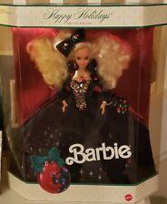 ***VINTAGE*** 1991 Special Edition Happy Holidays Barbie, MIB