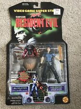 Toy Biz Resident Evil Jill Valentine And Web Spinner Action Figure