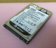"""HP WD 320GB 2.5"""" SATA 3GB 7.2K 16MB HDD Hard Drive WD3200BEKT 634862-001"""